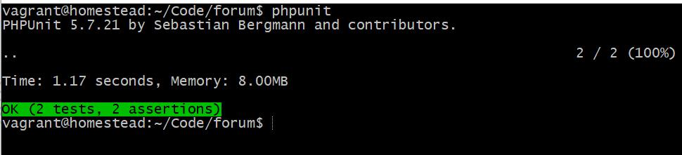 Laravel TDD Session – PHPUnit Integration – Part 2